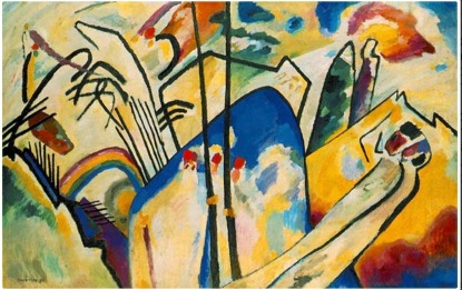 Kandinsky Composition IV (1911)