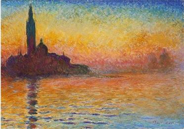 San Giorgio Maggiore at Dusk (1908-1912)