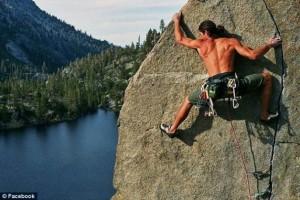 dangerous climb