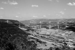 The Bridge At Millau