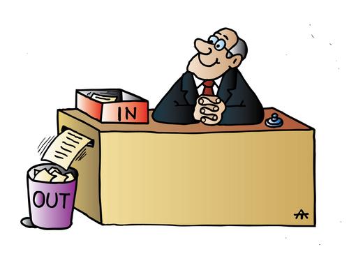 bureaucrat 1