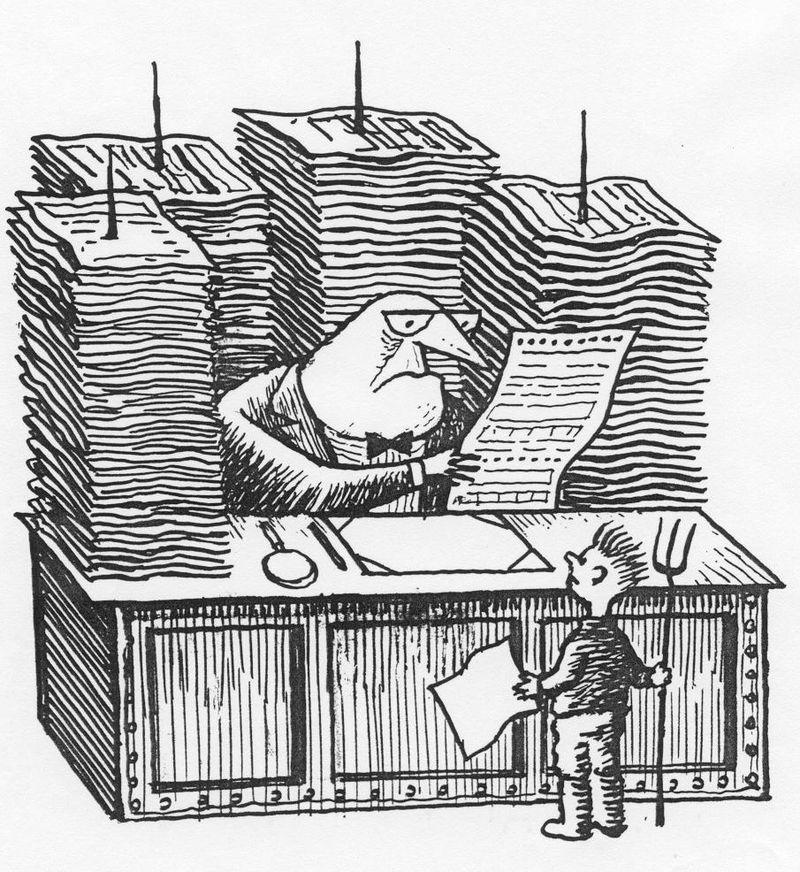 bureaucrat 2