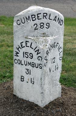 mile-marker