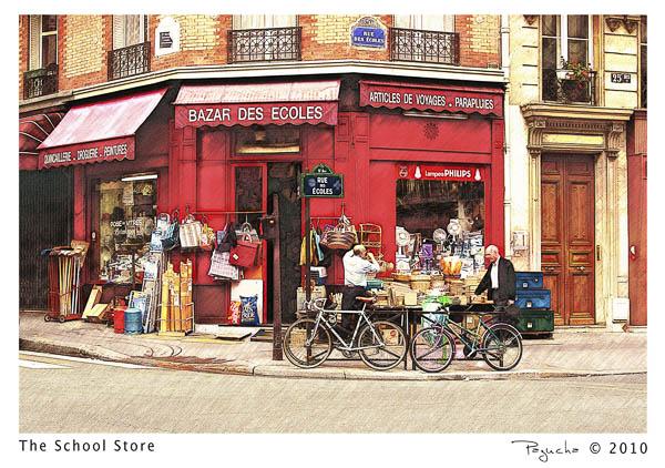 Bazar Des Ecoles