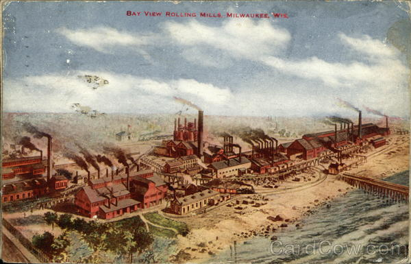 Bay View Rolling Mills Milwaukee, WI