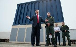trump-standing
